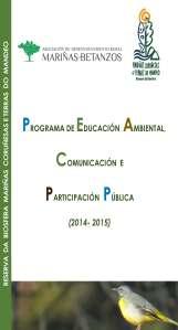 Páginas desdePrograma de Educación, Comunicación e Participación Pública