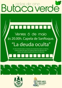 Butaca Verde 6 de maio